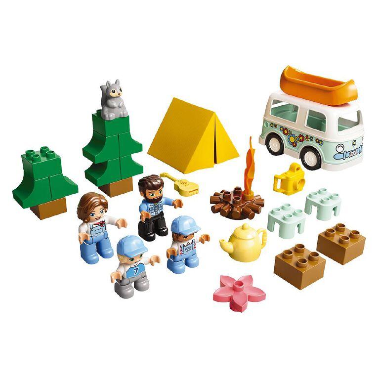 LEGO DUPLO Family Camping Van Adventure 10946, , hi-res