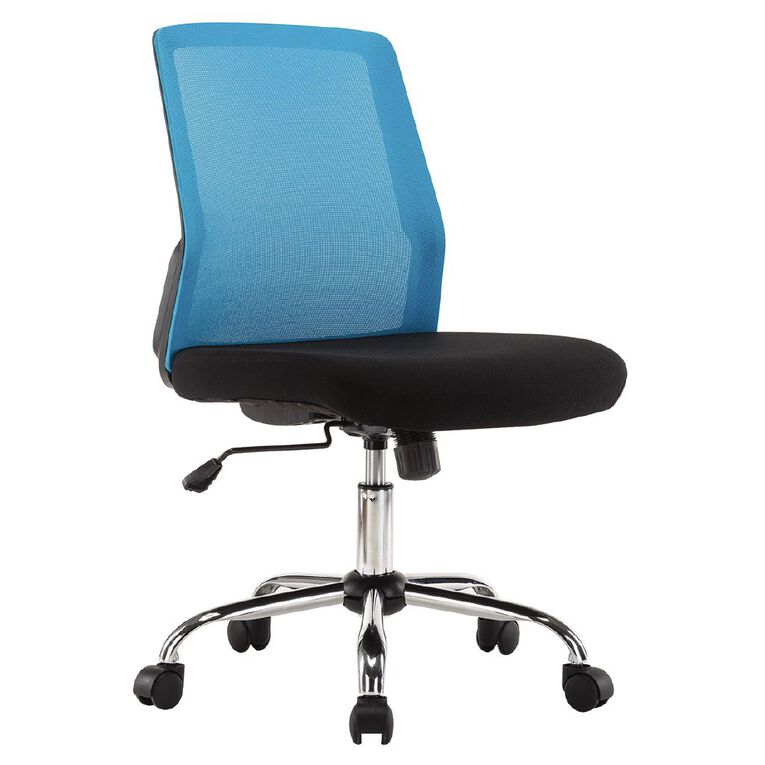 Workspace Sentar Meshback Chair Blue, , hi-res