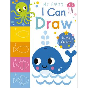 My First I Can Draw In the Ocean by Amy Boxshall