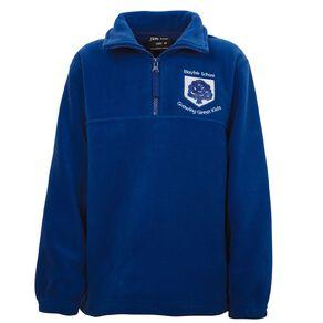 Schooltex Mayfair School 1/2 Zip Polar Fleece Top with Embroidery