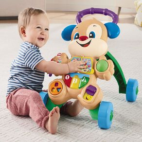 Fisher-Price Laugh & Learn Smart Stages Puppy Walker Assorted