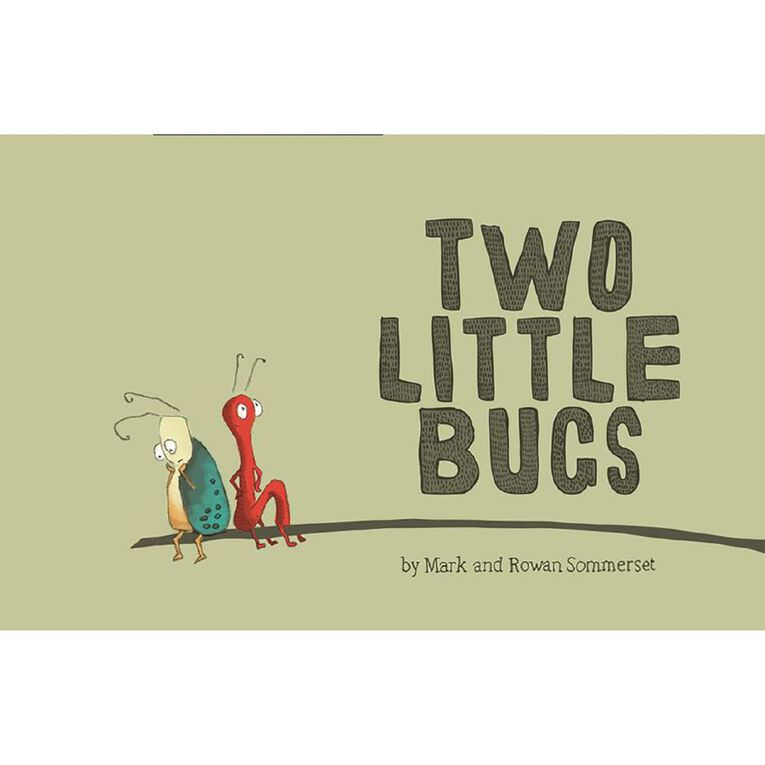 Two Little Bugs by Mark Sommerset, , hi-res