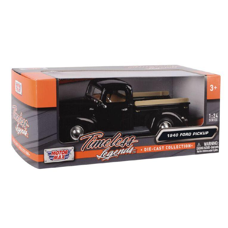 Motormax 1:24 Scale Die Cast Car Assorted, , hi-res