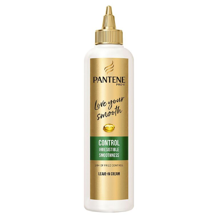 Pantene Love Your Smooth Leave In Creme 270ml, , hi-res