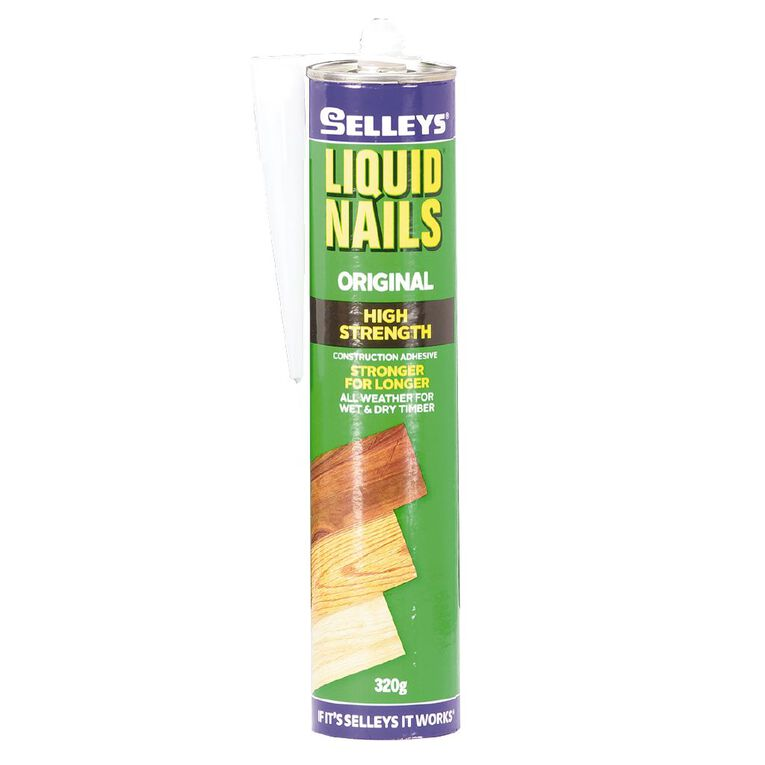 Selleys Liquid Nails 320g, , hi-res