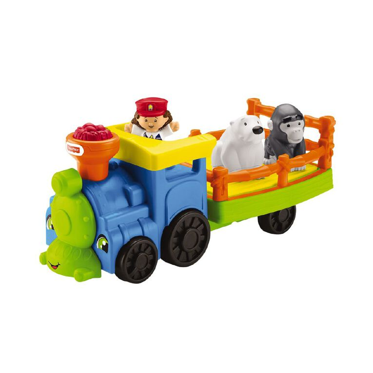 Fisher-Price Little People Zoo Train, , hi-res image number null