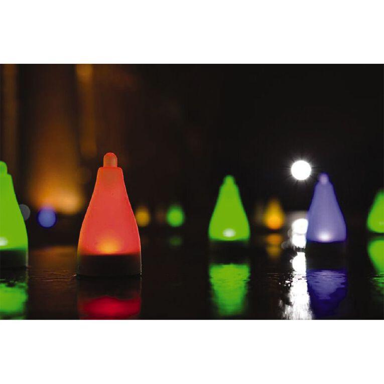 Kiwi Garden Solar Plastic Colour Light, , hi-res