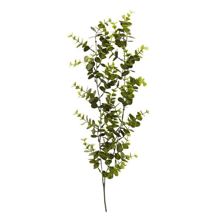 Living & Co Modern Nomad Artificial Eucalyptus Leaf, , hi-res image number null