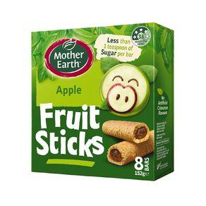 Mother Earth Fruit Sticks Apple 152g
