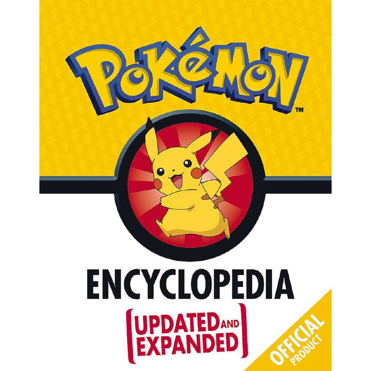 The Official Pokemon Encyclopedia, , hi-res