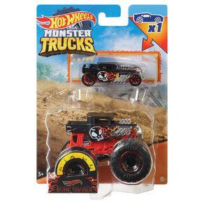Hot Wheels Monster Truck 1:64 Scale Plus Promo Car