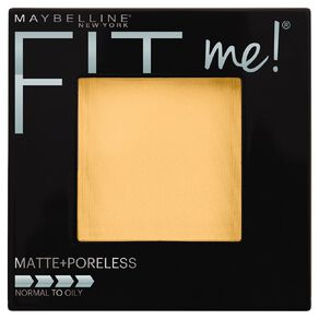 Maybelline Fit Me Powder Matte + Pore 120 Classic Ivory