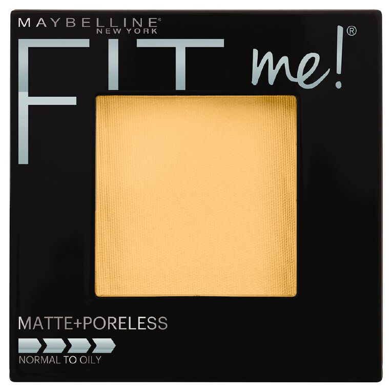 Maybelline Fit Me Powder Matte + Pore 120 Classic Ivory, , hi-res