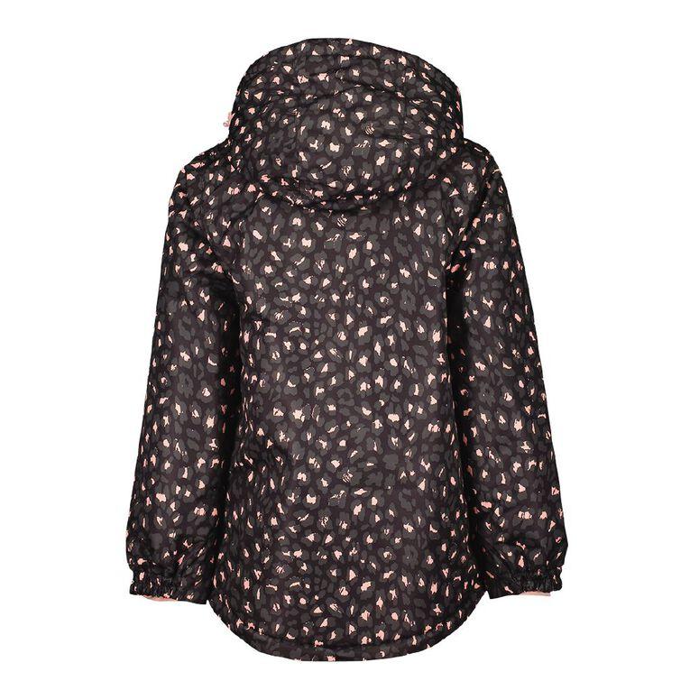 Young Original Girls' Ski Jacket, Black, hi-res