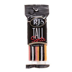 RJ's Tallsorts 70g Assorted