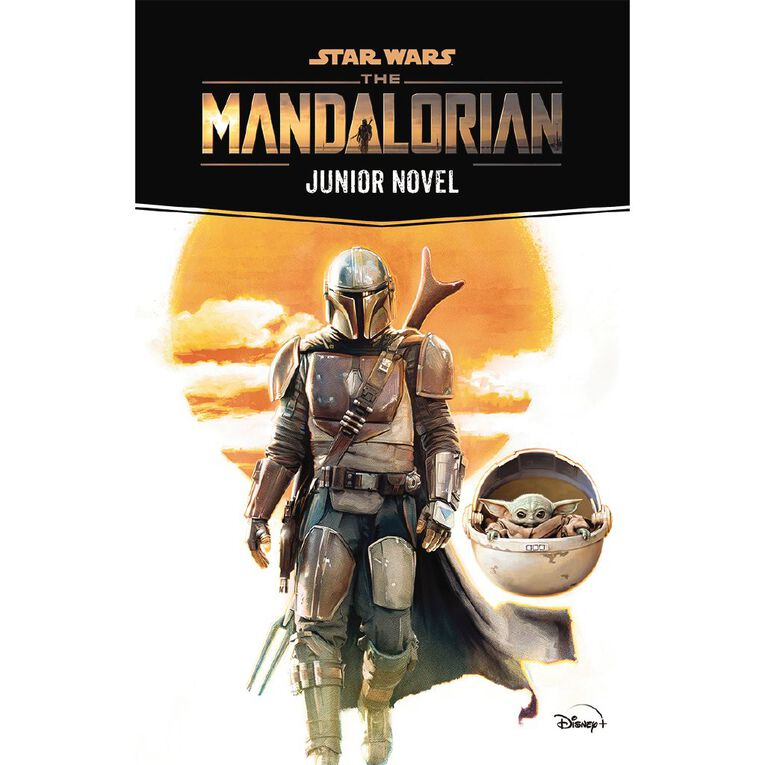 Star Wars: The Mandalorian Junior Novel, , hi-res