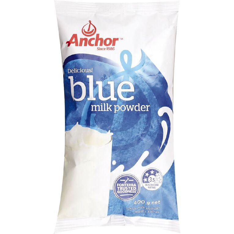 Blue Milk Powder 400g, , hi-res
