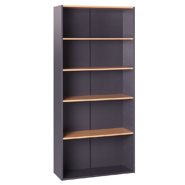 Workspace Office Brand Bookcase Tawa, , hi-res