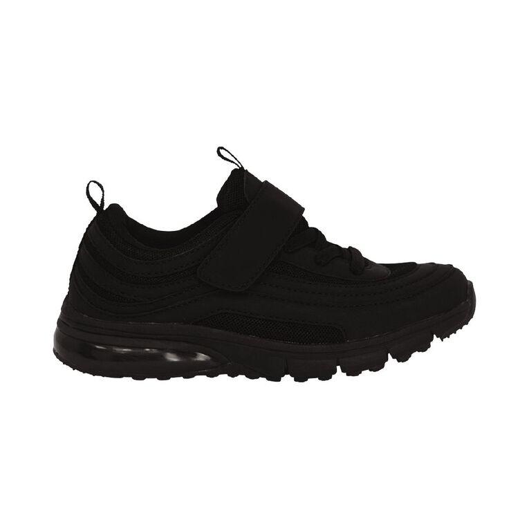 Active Intent Kids' Tremor Shoes, Black, hi-res