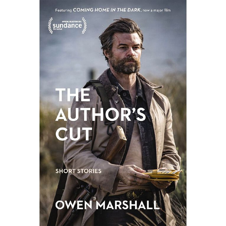 The Author's Cut by Owen Marshall, , hi-res