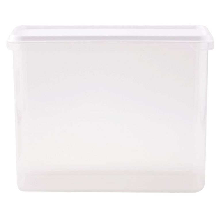 Living & Co Storage Container Rectangle Assorted 4.5L, , hi-res