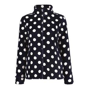 Pickaberry Women's Heavenly ZipThru Fleece