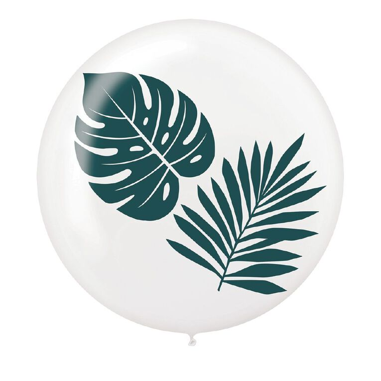 Amscan Key West Latex Balloons 60cm 2 Pack, , hi-res