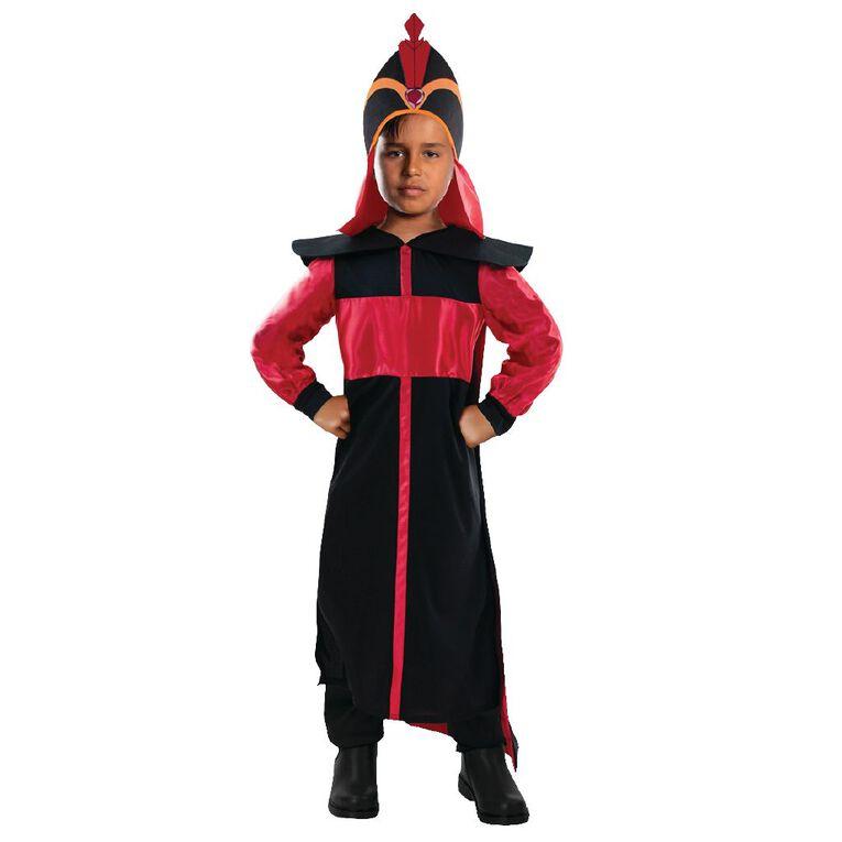 Aladdin Disney Jafar Deluxe Costume 6-8 Years, , hi-res