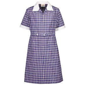 Schooltex Girls' Contrast Trim Dress
