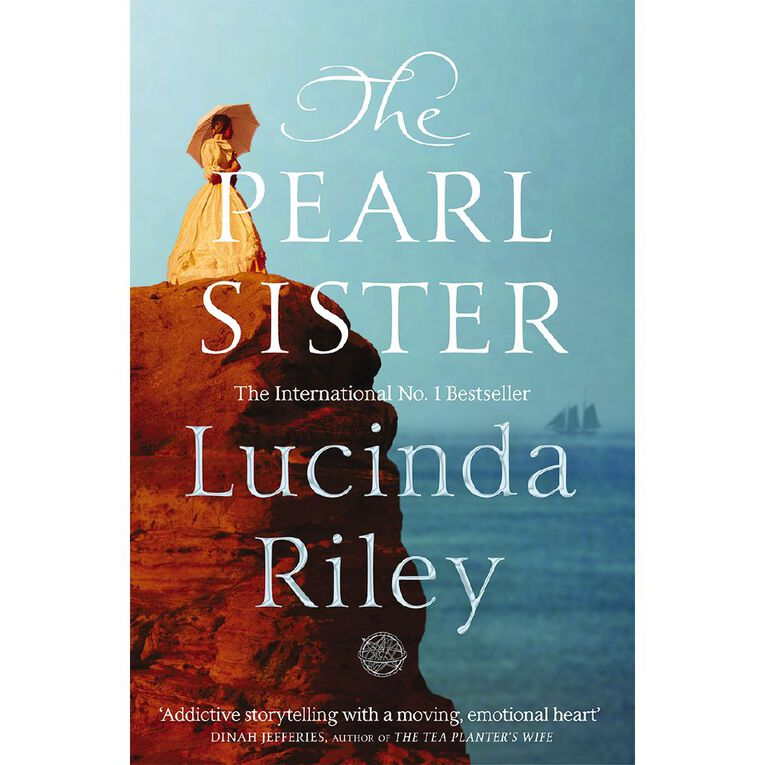 Seven Sisters #4 The Pearl Sister by Lucinda Riley, , hi-res