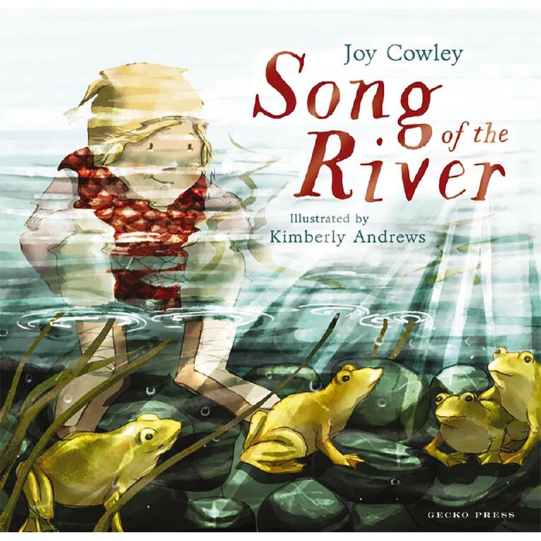 Song of the River by Joy Cowley, , hi-res