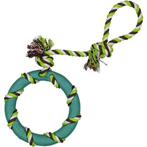Petzone Rubber Toy with Rope