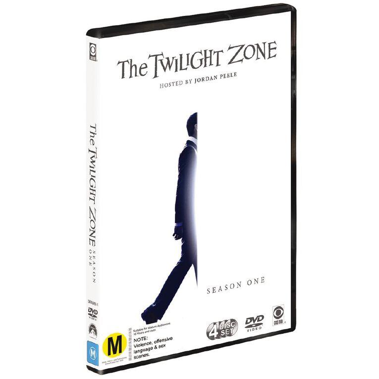 The Twilight Zone Season 1 DVD 4Disc, , hi-res