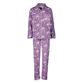 Hello Kitty Girls' Fleece Pyjama