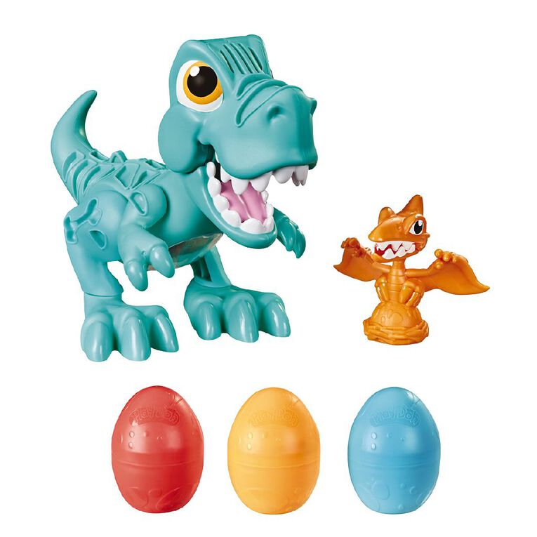 Play-Doh Crunchin T Rex, , hi-res