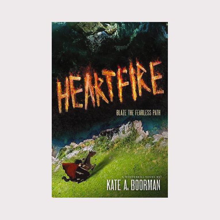 Winterkill #3 Heartfire by Kate A Boorman, , hi-res