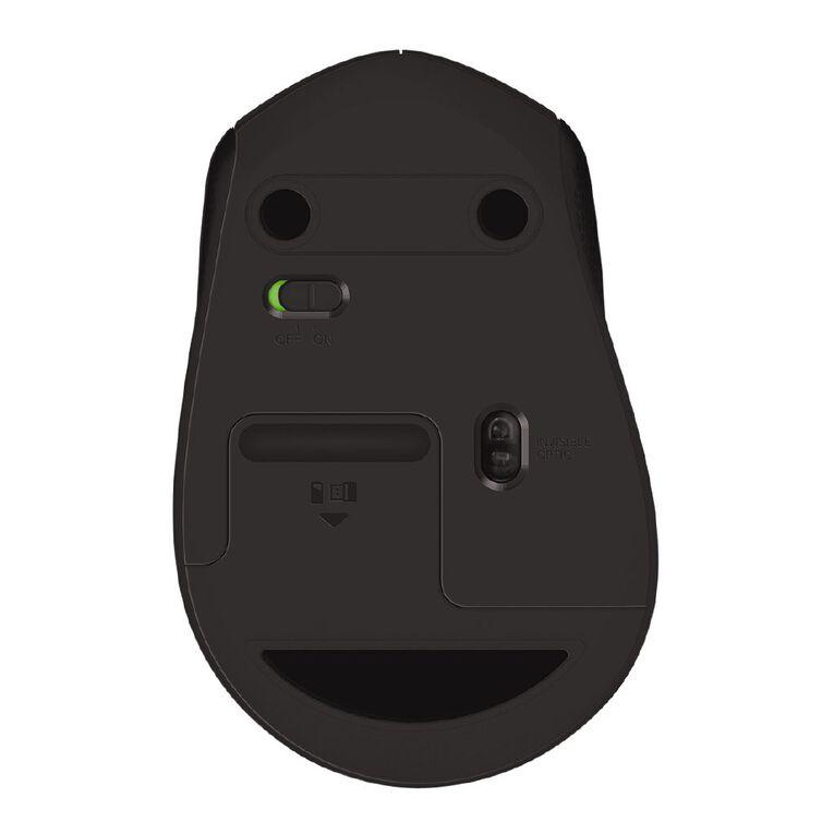 Logitech M331 Silent Plus Mouse Black, , hi-res