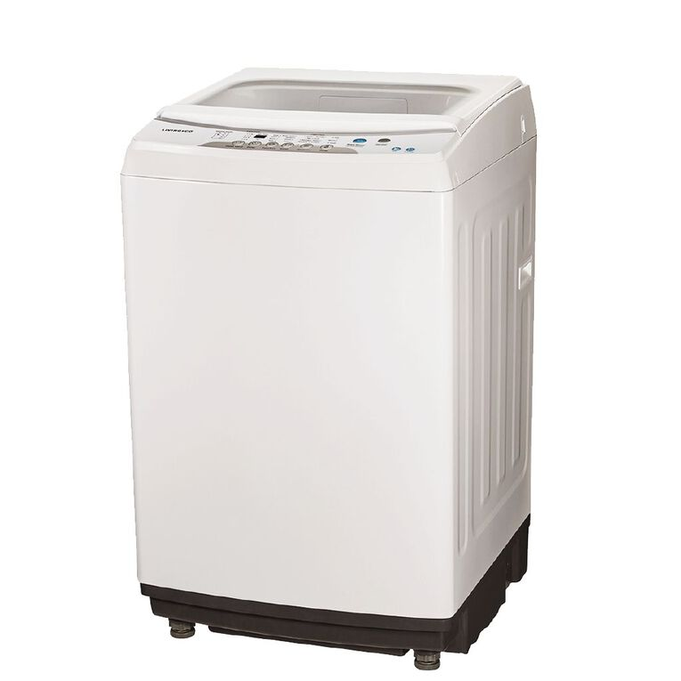 Living & Co Top Load Washing Machine 5.5 kg White, , hi-res