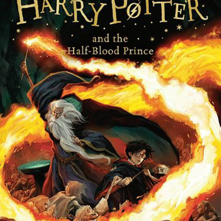 Harry Potter #6 The Half-Blood Prince by JK Rowling, , hi-res