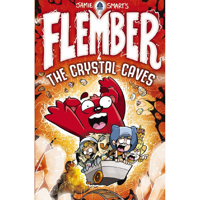 Flember #2 The Crystal Caves by Jamie Smart, , hi-res