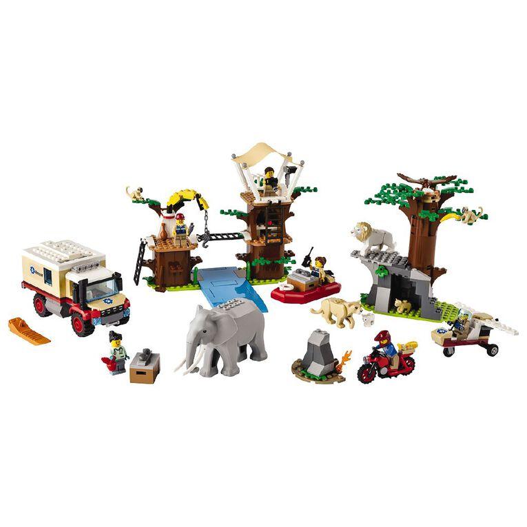 LEGO CITY Wildlife Rescue Camp 60307, , hi-res