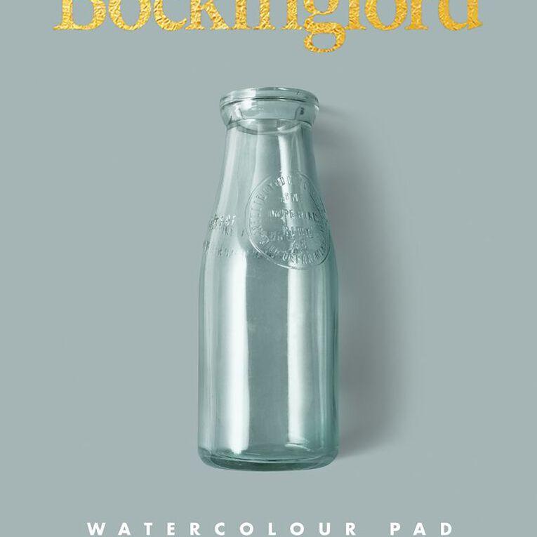 Bockingford Watercolour Pad 300gsm 10 Leaf A4, , hi-res
