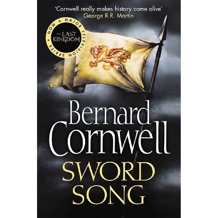 Last Kingdom #4 Sword Song by Cornwell Bernard, , hi-res