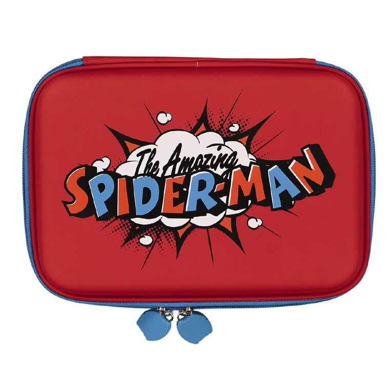 Spider-Man Hardcover Pencil Case, , hi-res