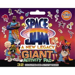 Space Jam #2 Giant Activity Pad