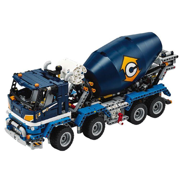 LEGO Technic Concrete Mixer Truck 42112, , hi-res