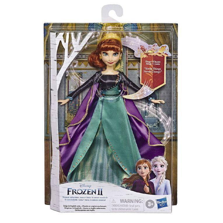 Disney Frozen 2 Singing Anna, , hi-res