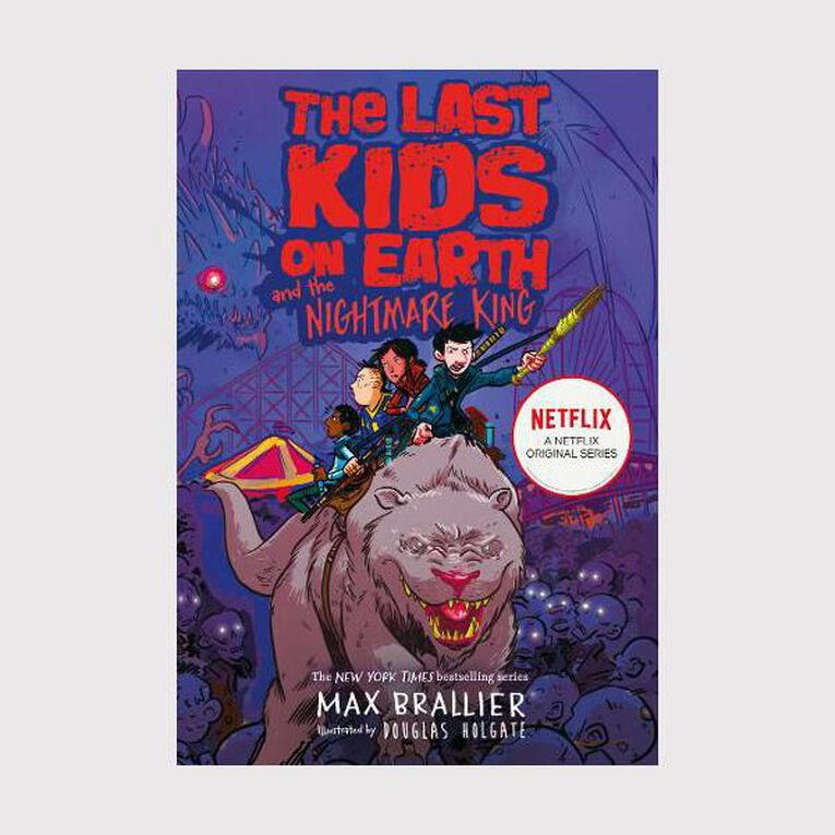 The Last Kids On Earth #3 The Nightmare King by Max Brallier, , hi-res