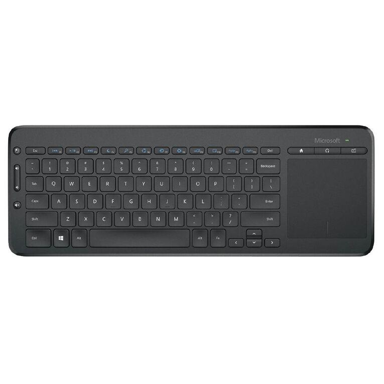 Microsoft All-in-One Media Keyboard USB, , hi-res