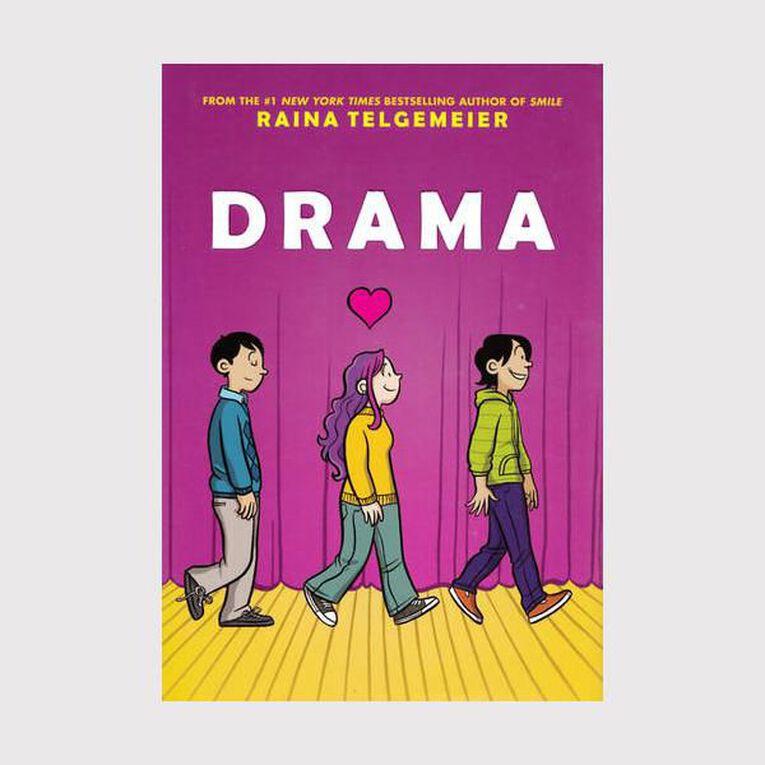 Drama by Raina Telgemeier, , hi-res